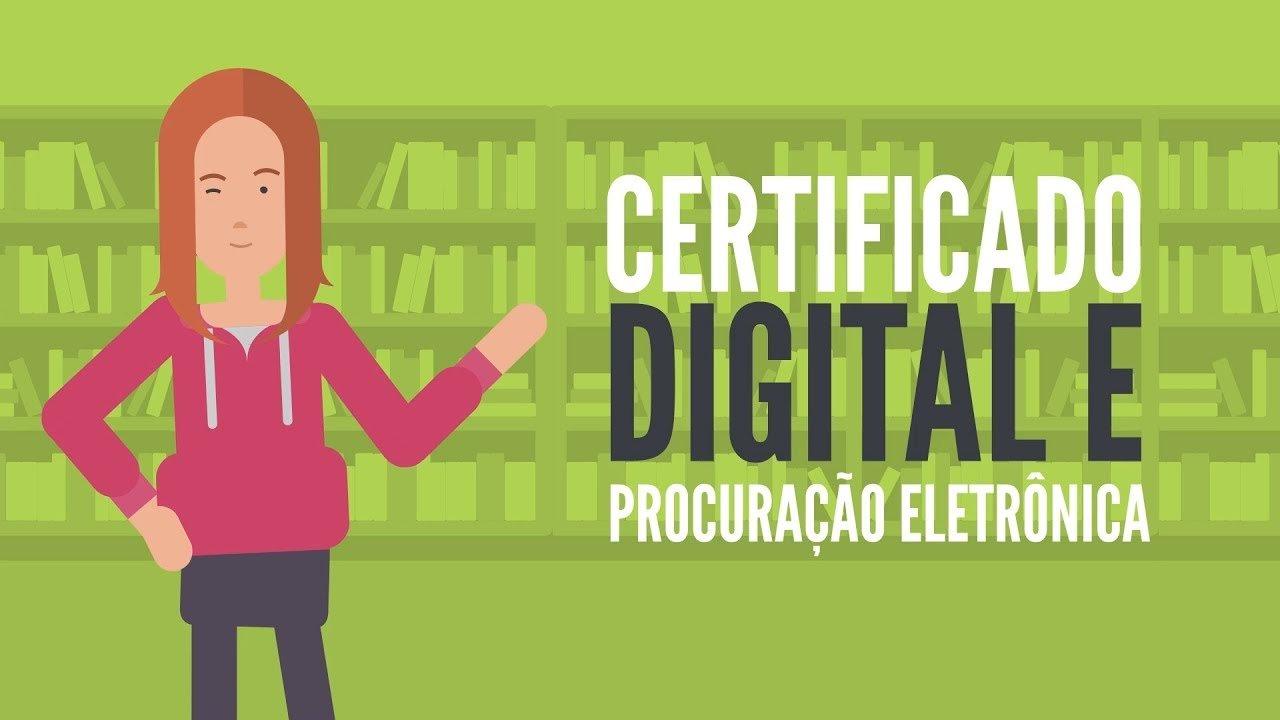 Como emitir procuração com Certificado Digital - Procuração Eletrônica